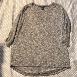3/4 length sleeve top